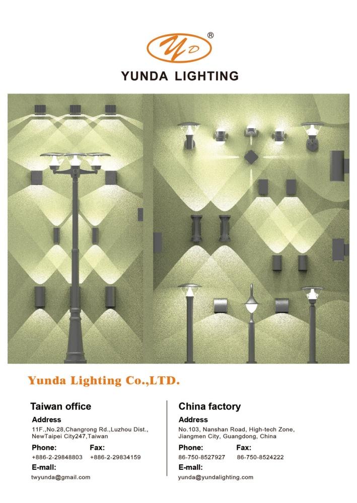 YUNDA LIGHTING CO., LTD.