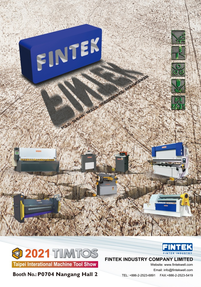 FINTEK INDUSTRY CO., LTD.