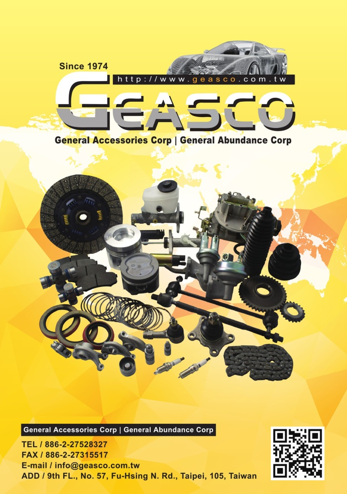 GENERAL ACCESSORIES CORP.