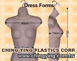 Cens.com Dress Forms CHING YING PLASTICS CORP.
