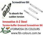 Cens.com Screwdriver Bits FORMOSA DS COLOURS INDUSTRIAL CO., LTD.