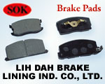 Cens.com Brake Pad LIH DAH BRAKE LINING IND. CO., LTD.