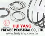 Cens.com Piston ring HUI YANG PRECISE INDUSTRIAL CO., LTD.