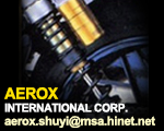 AEROX INTERNATIONAL CORP.