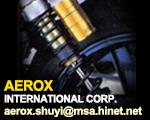 AEROX INTERNATIONAL CORP.