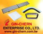 Cens.com Auto air-conditioning part GIN-CHERN ENTERPRISE CO., LTD.