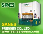 Cens.com CNC PUNCH PRESSES SANES PRESSES CO., LTD.