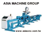 Cens.com CNC Round/Rectangle Pipe Cutting Machine ASIA MACHINE GROUP
