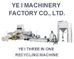 Cens.com RECYCLING MACHINE YE I MACHINERY FACTORY CO., LTD.