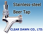 Cens.com Stainless-steel Beer Tap CLEAR DAWN CO., LTD.