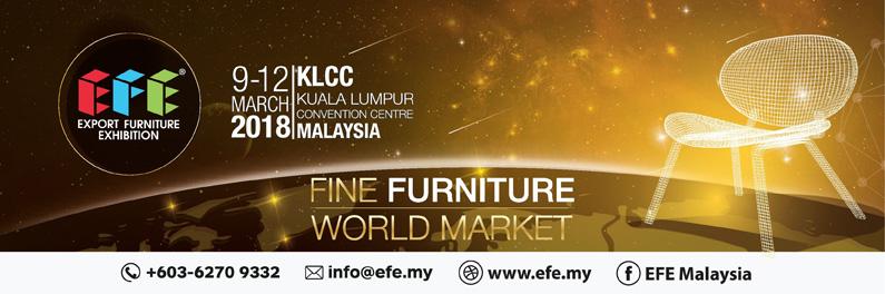 CENS.com 马来西亚出口家具展(EFE)