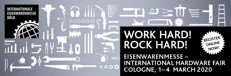 CENS.com EISENWARENMESSE - International Hardware Fair Cologne
