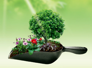 Shen Yu provides a wide range of plastic household garden tools.