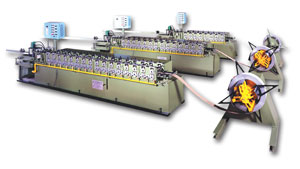 Cold-rolling machine for metal plates developed by Jeng Hai.