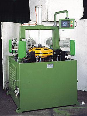 Double-walled Alloy-rim Spoke Hole Drilling Machine