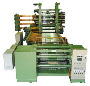 Semi-rigid PVC sheet and film production line developed by Shine Kon.