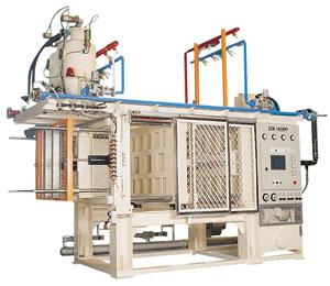Fully automatic EPP shape molding machine