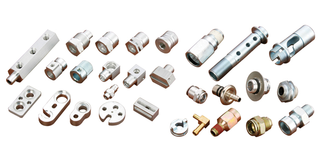 High-precision parts supplied by Jiuh Ching.