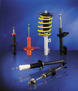 High-quality shock absorbers produced by Zhejiang Shiny