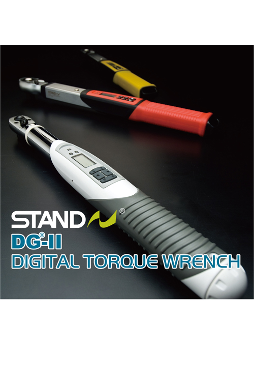 Each of Stand Tool`s torque wrenches is tested in its TAF and ILAC-MRA-accredited calibration lab.