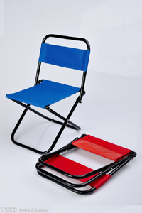 Foldable stack chairs are suitable for both outdoor and indoor.