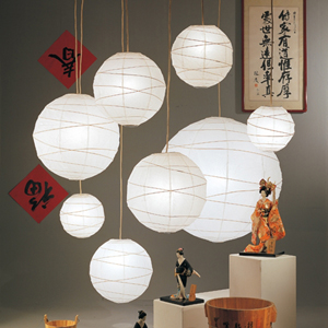 Paul Yu is famous for its bamboo lighting series.