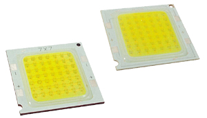 ProLight bundles chips on ceramic or copper board to turn out high-power COB light engines.