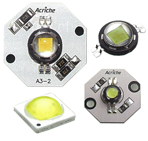 Seoul Semiconductor`s Ariche AC LED packages does not need  transformer.