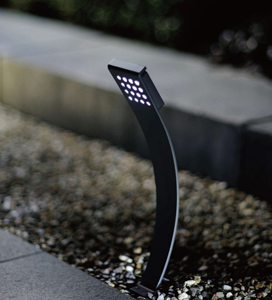 Intelligent LED technology is also applied to a range of LED streetlights.