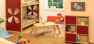King Yueh Cheng also offers customized design and production of children furniture.