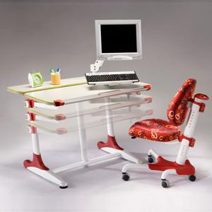 Each of Kuang Shin`s children furniture is ergonomic.