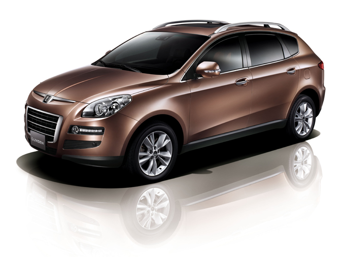 Product Name: LUXGEN7 SUV<BR> Company Name: Luxgen Motor Co.