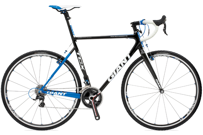 Product Name: TCX Advanced SL (bicycle) <BR> Company Name: Giant Manufacturing Co. Ltd. <BR>