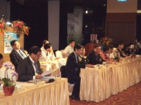 The 12th THTMA annual general meeting, held on October 7, 2011 in the Hotel National Taichung, drew hundreds of company owners and managers.