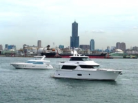 Most of Taiwan's yacht builders cluster in the southern city of Kaohsiung and are globally known.