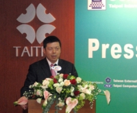 TAITRA Executive Vice President Walter Yeh attributes the success of the TILS to the support from major companies.