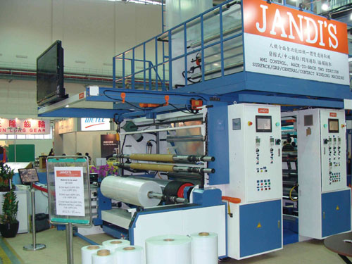 The SCGC 4-in-1 multi-function winder produced by Jandi's.