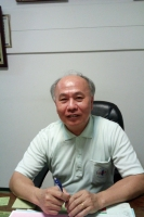 Chen Pao-chin, chairman of Cindy Enterprise Co., expects an end to the traditional export-driven lighting industry.