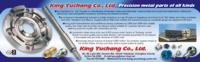 King Yuchang Co., Ltd.</h2><p class='subtitle'>Precision metal parts of all kinds</p>