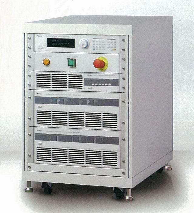Chroma ATE`s Model 17020 Regenerative Battery Pack Test System