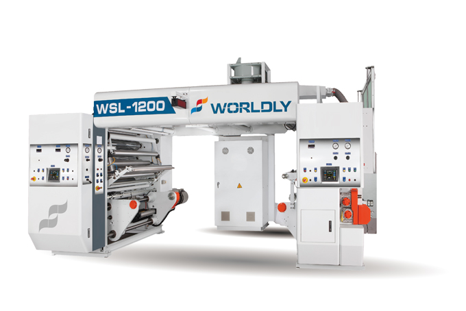 Worldly's solvent-less laminating machine is sought-after for its high performance and cost-efficiency features.