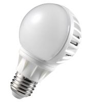 Unique design enables Everlight's SL-SV60A LED bulb for 350-degree rotation.