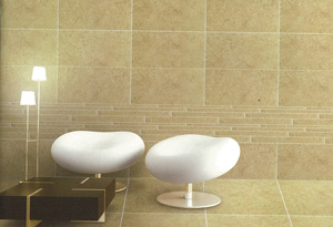 White Horse's tiles are made of recycled materials.