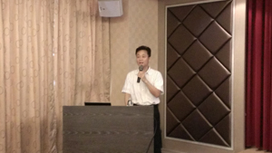 H.Y. Lin, deputy director of MIRDC's industry upgrading service department, talks about the current development of ICT applications in the mold and die industry of Taiwan and other countries.