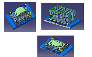 3D design is one of the most common applications of ICT in Taiwan's mold and die industry.