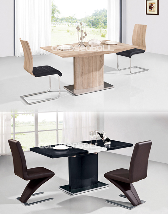 Gold Sea Ball produces stylish dining sets that cater to the tastes of young consumers.
