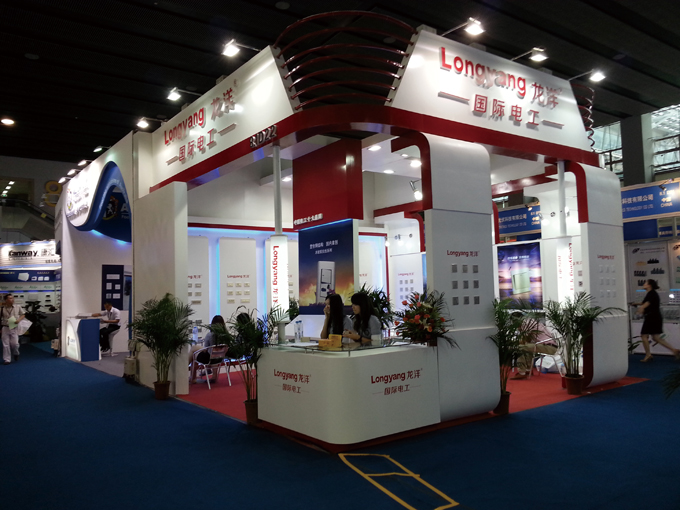 The 18th Guangzhou International Lighting Exhibition was held on June 9-12, 2013, with exhibitors showcasing their most innovative products and latest technologies.