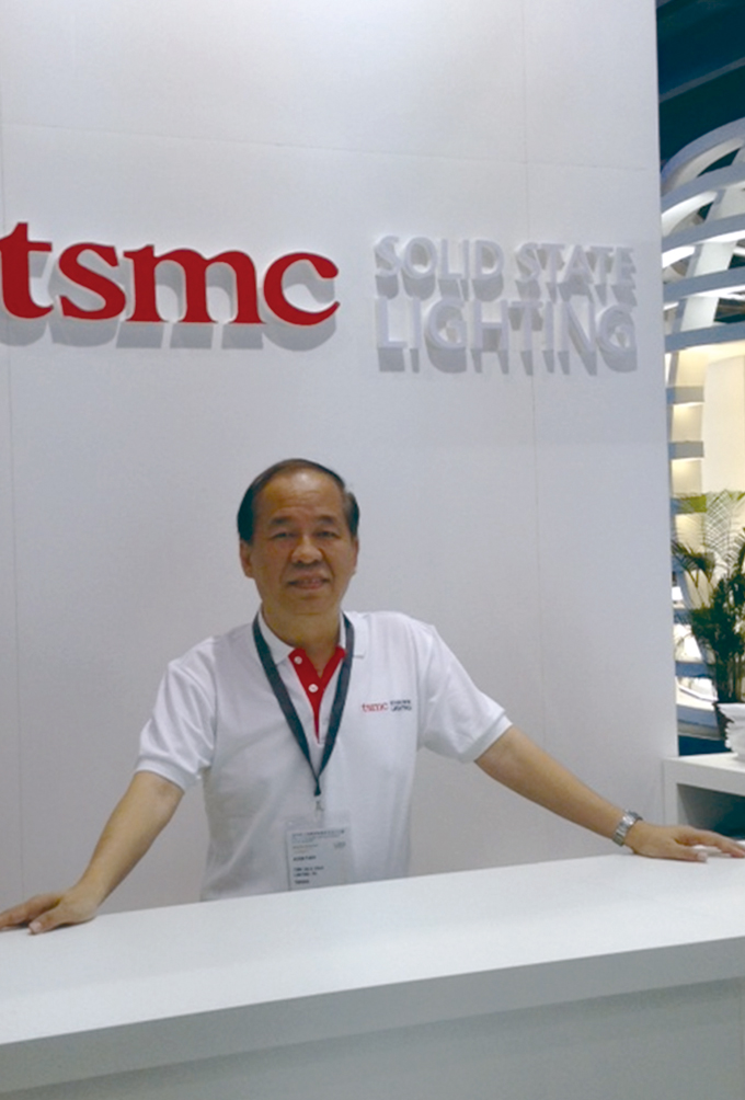 Tarn is confident of TSMC SSL's competitiveness.