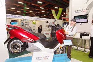 Taiwan has been aggressively developing as a global production base for assembled EVs and key parts.