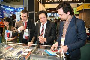 Several quality suppliers of EV-related technologies and products are based in Taiwan.